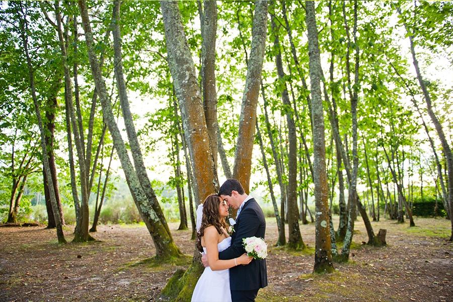 Le mariage au Domaine de Cordet de Monica & Jean-François