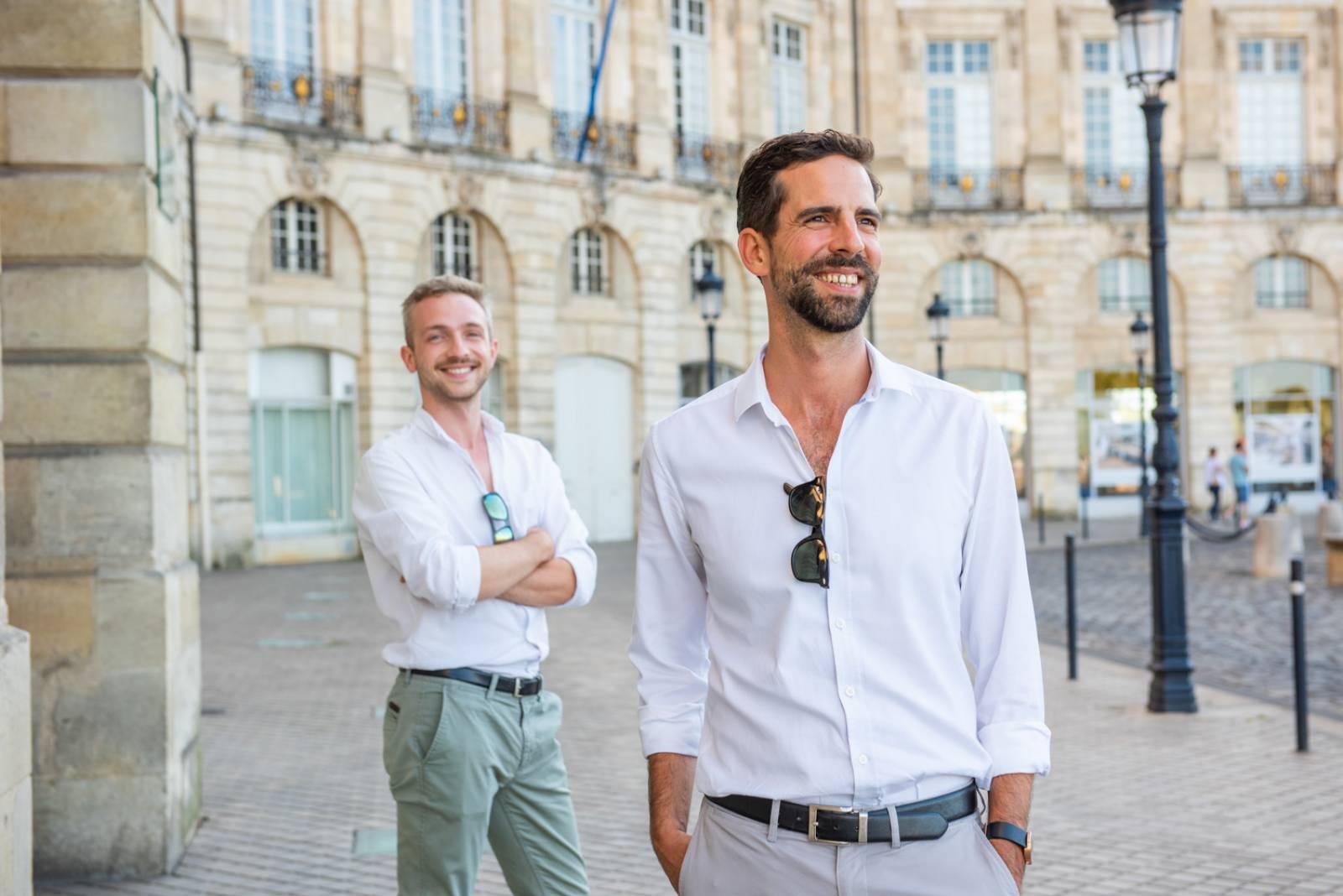Le mariage de Paul & Ciprian à Bordeaux
