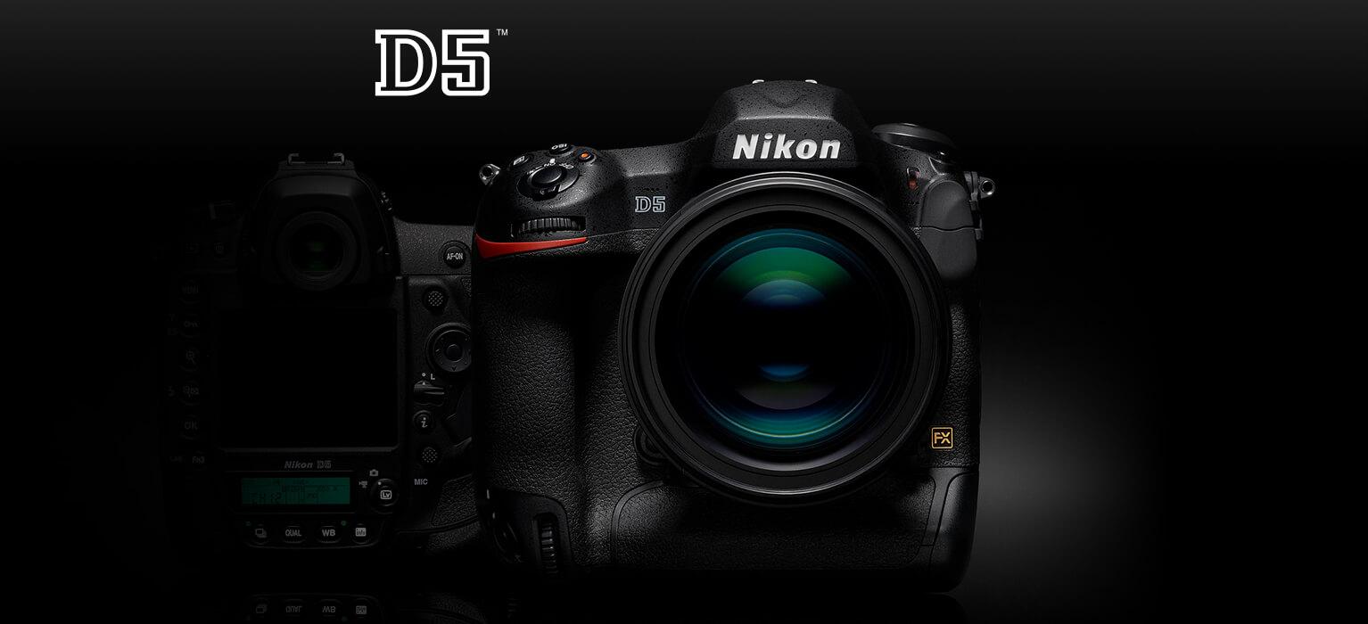 Photogrhe professionnel Nikon D5