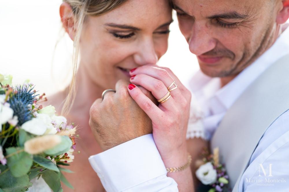 Le Mariage de Marion et Benoit au Porge le 19 juin